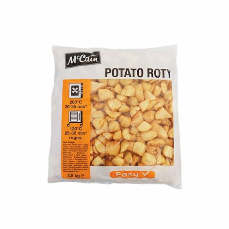 Akcia MC POTATO ROTY 4/2,5kg x