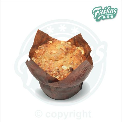 Polotovary MUFFIN ORECHOVY 12/110g