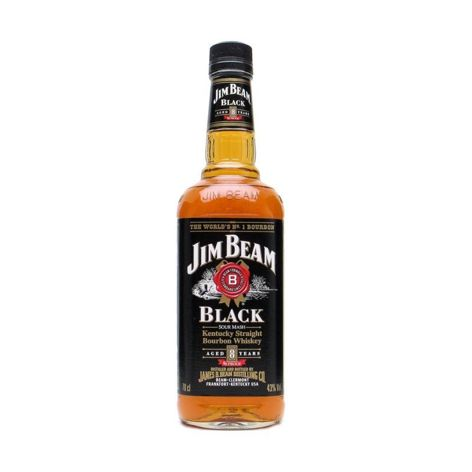 Bourbony JIM BEAM BLACK 43% 1X700 ML