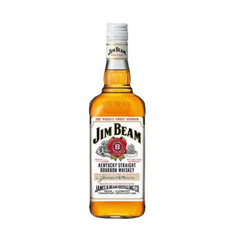 Bourbony JIM BEAM 4 Y.O. 40% 1X1 L