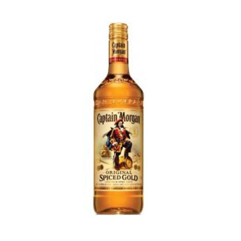 Rum, Cachaca CAPTAIN MORGAN SPICED 35% 1X1 L