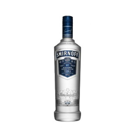 Vodka SMIRNOFF BLUE 50 % 1X700 ML