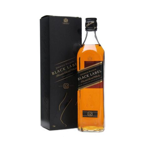 Whisky JOHNNIE WALKER BLACK ´ WHISKY 40% 1X700 ML