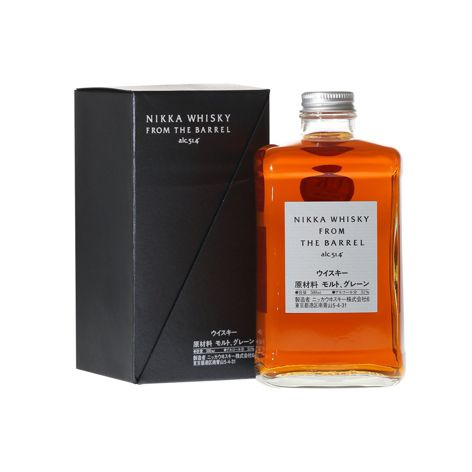 Whisky NIKKA FROM THE BARELL WHISKY 51,4% 1X500 ML